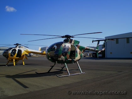 Comercial helicopters